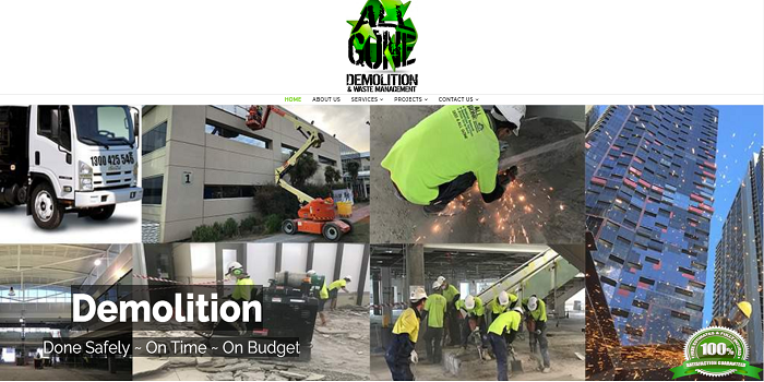 Demolition Company Melbourne